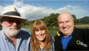 Jim, Jenny and Phil