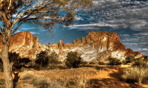 Tour Flinders