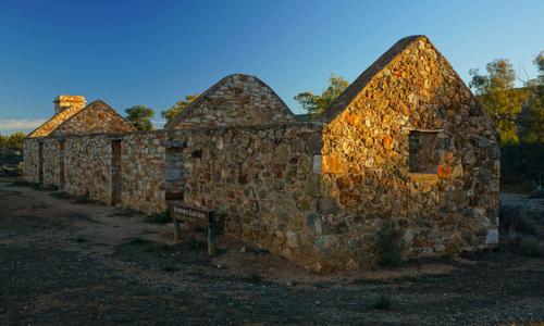 Southern Flinders Ruins