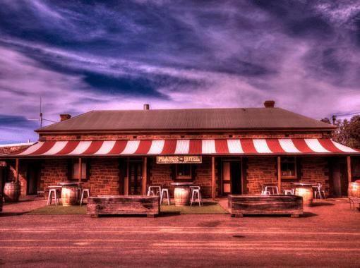 Prairie Hotel