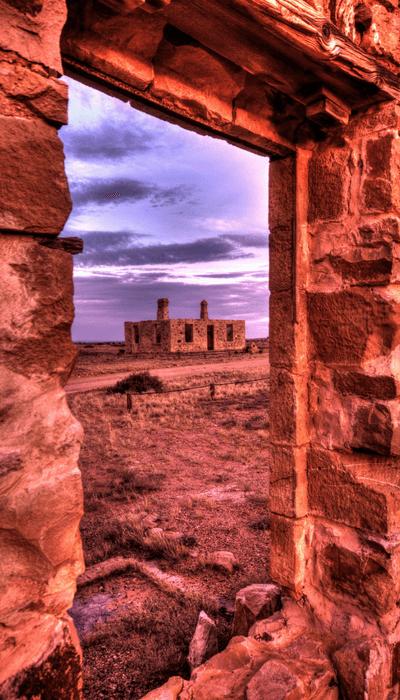 Window Ruins