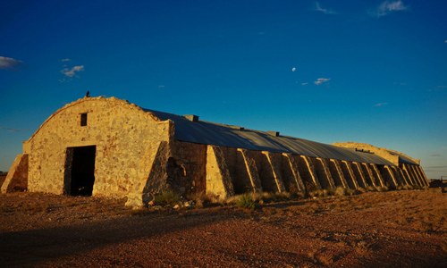 Tri-State Wander Ruins