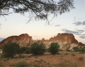 Alice Springs Oztrax 4x4 Tours